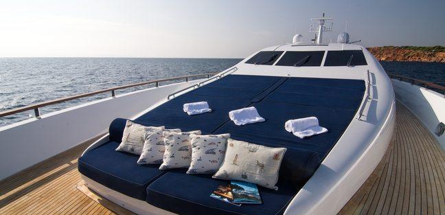 Kambos Blue Charter Yacht - 2