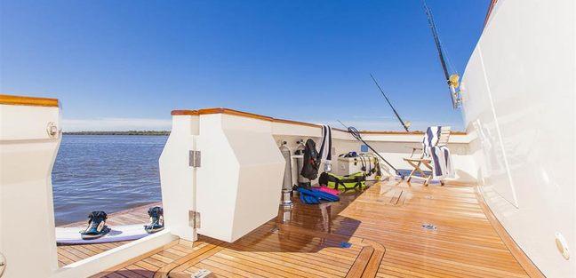 Silent World II Charter Yacht - 3