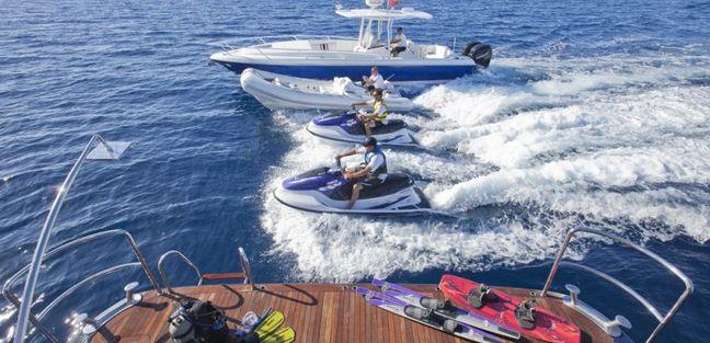 Big Change II Charter Yacht - 5