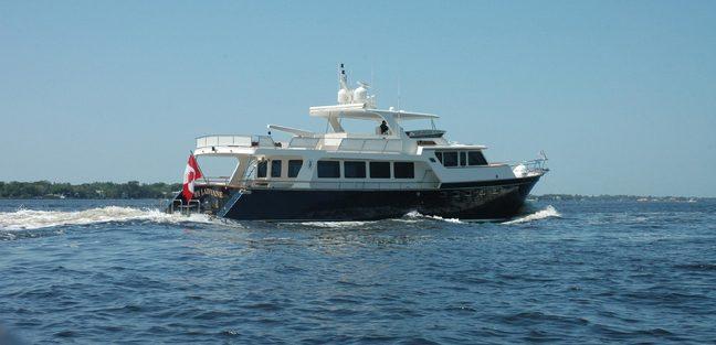 Ladyane Charter Yacht - 2