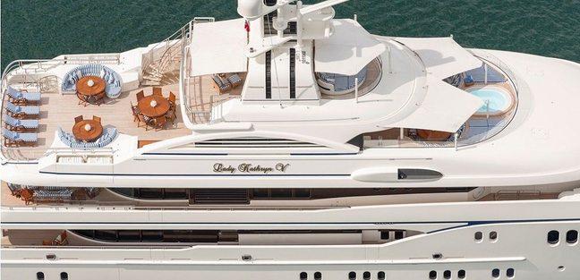 Lady Kathryn V Charter Yacht - 3