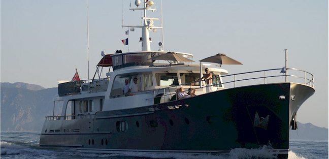 Alexandria Charter Yacht - 3