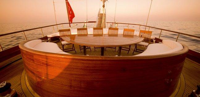 Take It Easier Charter Yacht - 3