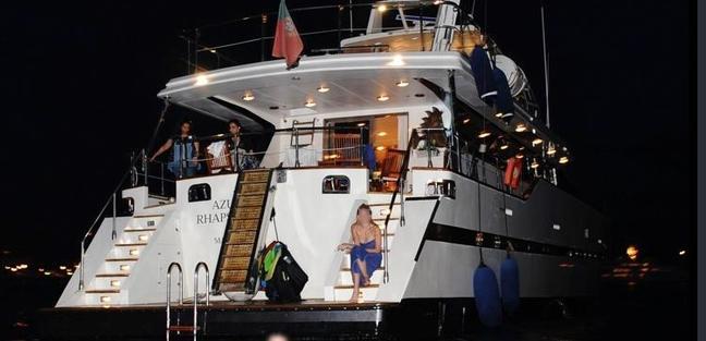 Azure Rhapsody Charter Yacht - 3