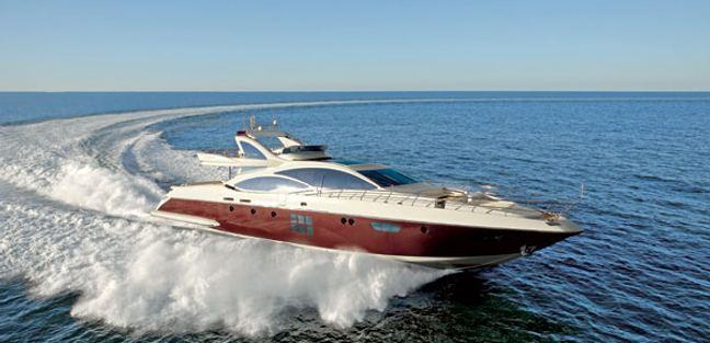 Duke Charter Yacht