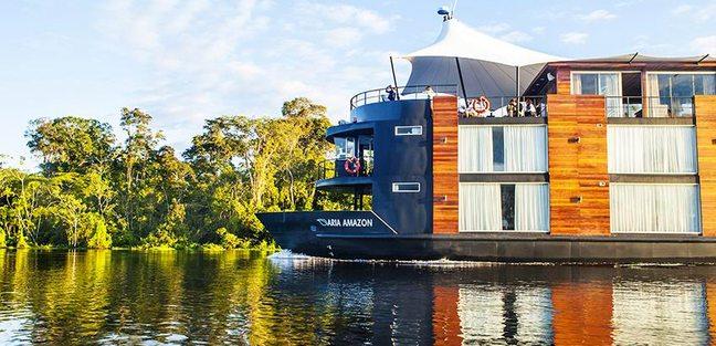 Aria Amazon Charter Yacht - 5