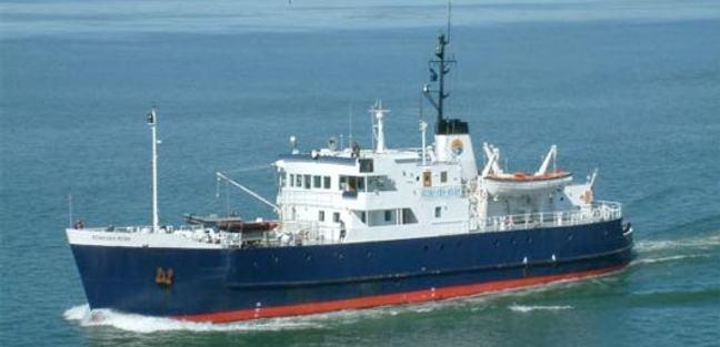 Indian Ocean Explorer II Charter Yacht