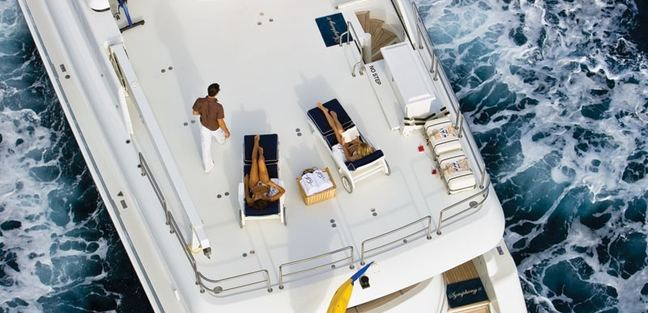 Mamamia Charter Yacht - 8
