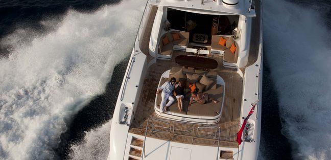 Enzo Charter Yacht - 3