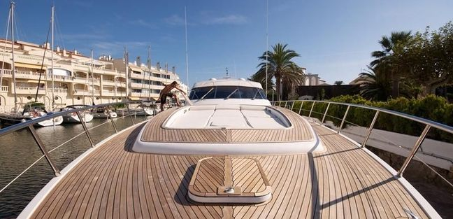EL VIP ONE Charter Yacht - 2