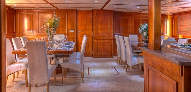 Sanssouci Star Charter Yacht - 8