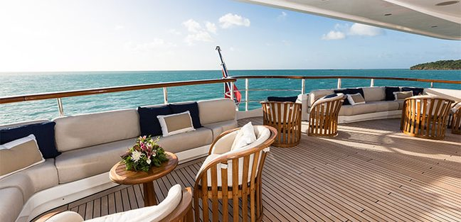 Lady Michelle Charter Yacht - 5