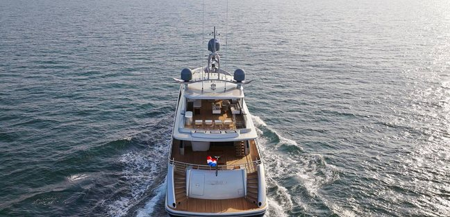 Lady May Charter Yacht - 5