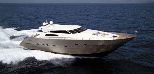 Sable Charter Yacht - 4