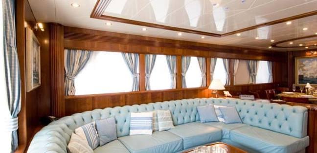 Mr White Charter Yacht - 6