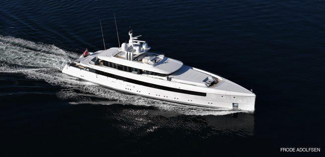 Najiba Charter Yacht - 3