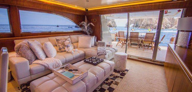 Catari Charter Yacht - 8