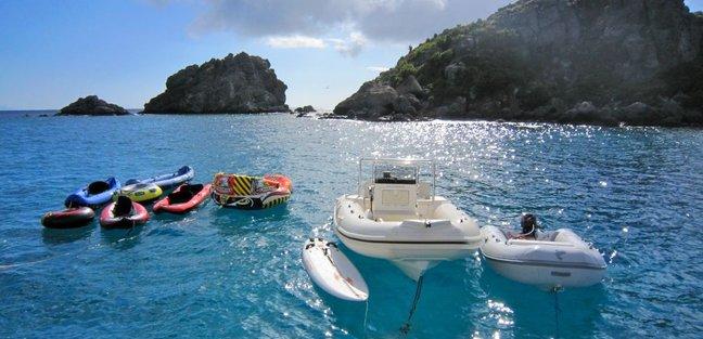 Cattitude Charter Yacht - 5