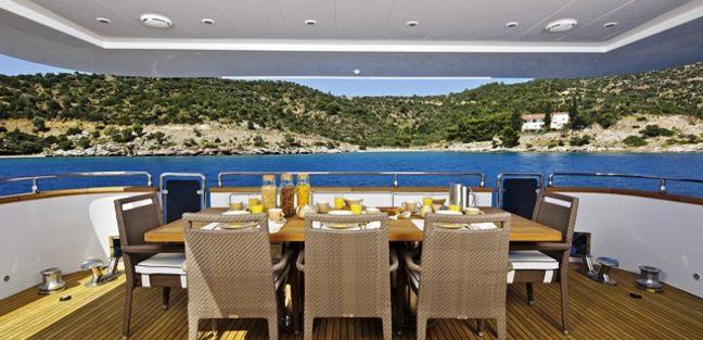Gioe I Charter Yacht - 3