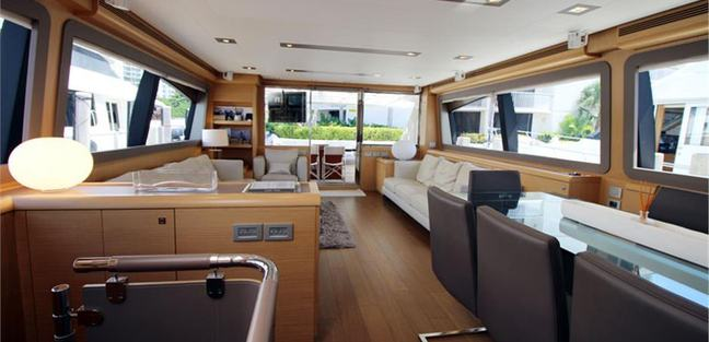 Evolution Charter Yacht - 7