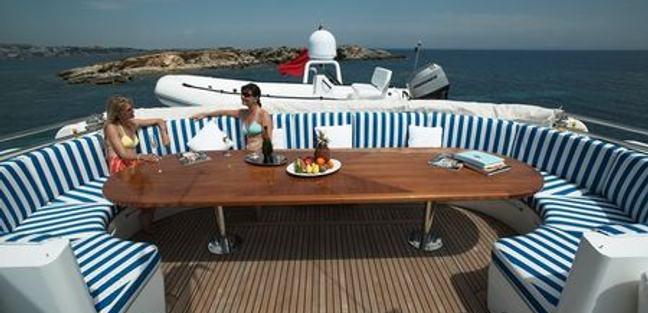 Olindia Charter Yacht - 4