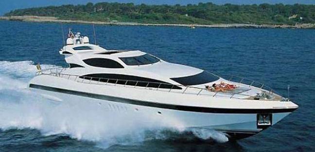 Asim Charter Yacht