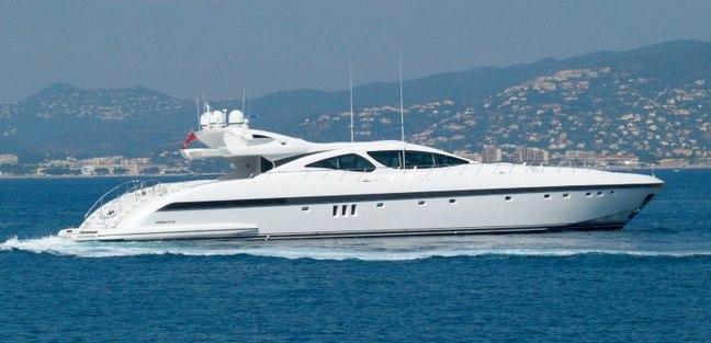Celcascor Charter Yacht