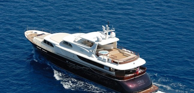 Cyrus One Charter Yacht - 7