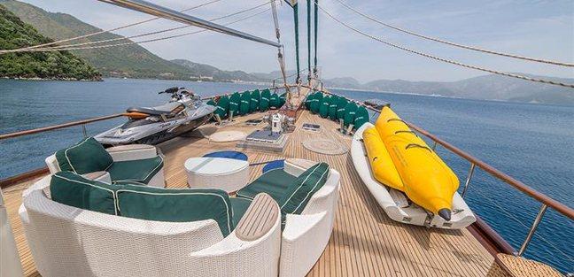 Grande Mare Charter Yacht - 6