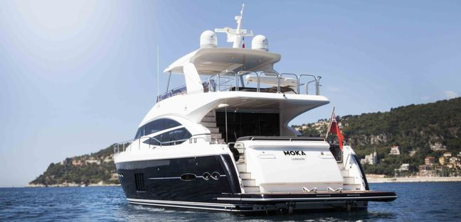 Moka Charter Yacht - 5