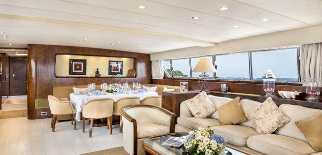 Antisan Charter Yacht - 6