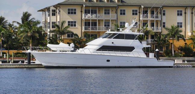 Tamara K4 Charter Yacht