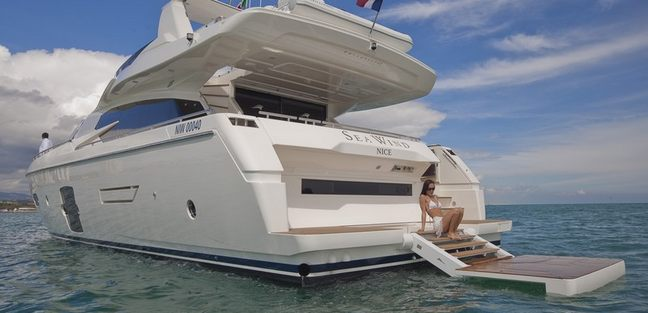 Sea Wind Charter Yacht - 2