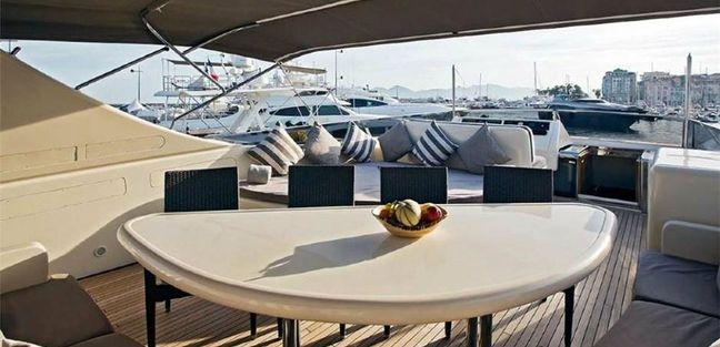 Serendipity Blue Charter Yacht - 4