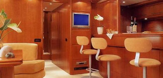 Qatar 88 Charter Yacht - 2