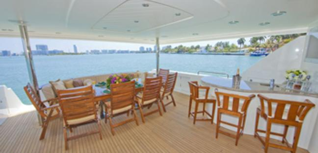 Alicia Charter Yacht - 2