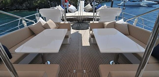 Ubi Bene Charter Yacht - 4