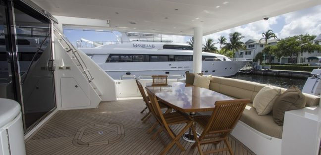 Carbon Copy Charter Yacht - 3