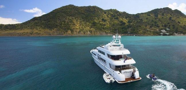 Nicole Evelyn Charter Yacht - 5