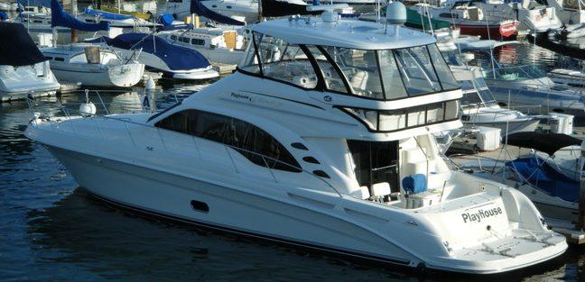 Playhouse Charter Yacht