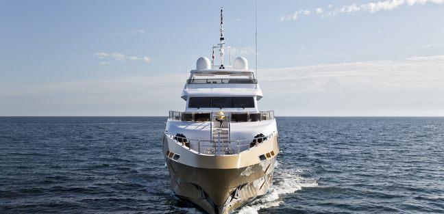 Marina Wonder Charter Yacht - 3