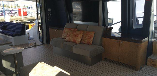 Crystal Blue Charter Yacht - 8