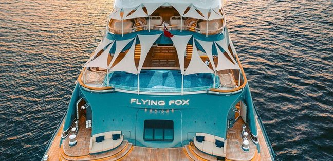Flying Fox Charter Yacht - 5