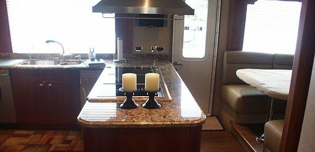 Sea Bear Charter Yacht - 8