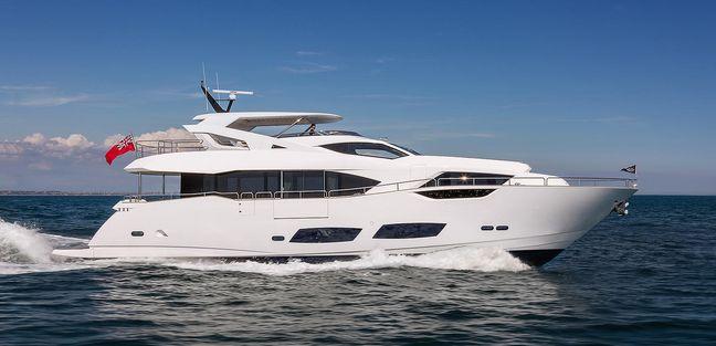 Sunseeker 95 Charter Yacht - 2