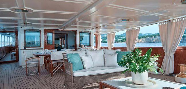 Haida 1929 Charter Yacht - 4