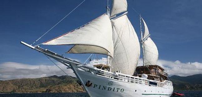 Pindito Charter Yacht