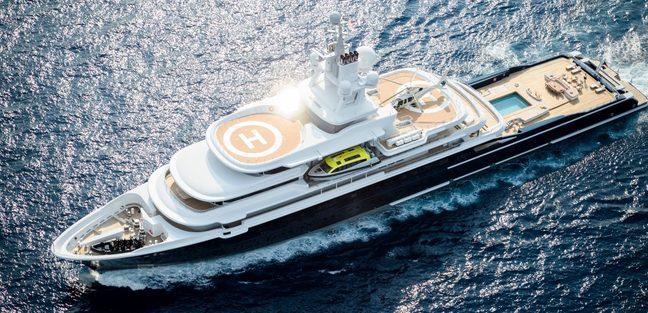 LUNA Yacht - Lloyd Werft | Yacht Charter Fleet