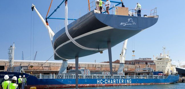 Allsmoke Charter Yacht - 2