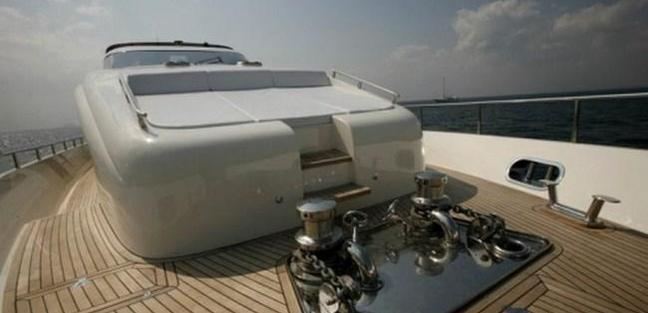 Grace Kelly Charter Yacht - 2